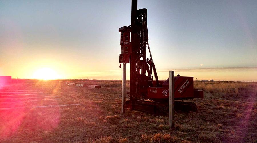 Solar Foundations Texas