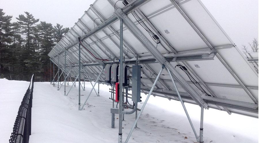Solar Power - Renewable Energy
