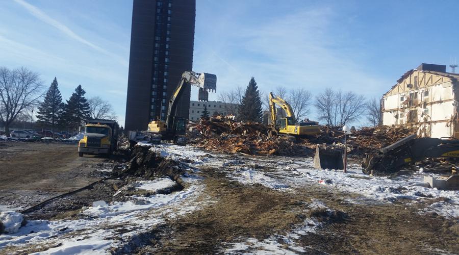 Landwehr Demolition
