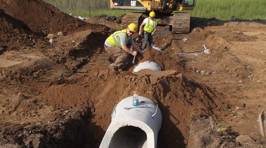 Site Work Landwehr Construction